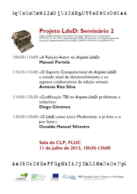 LdoD_Cartaz_SeminariodoProjeto_11Jul2013